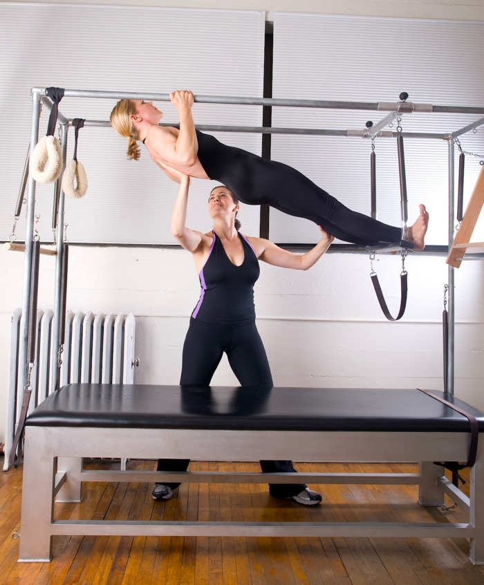 Cadillac Pilates: Advanced Exercises On The Cadillac
