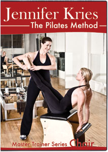 Pilates Chair Workout Dvd